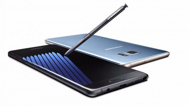 Galaxy Note 7: Zum Image- kommt ein riesiger Umweltschaden. (Bild: Samsung)
