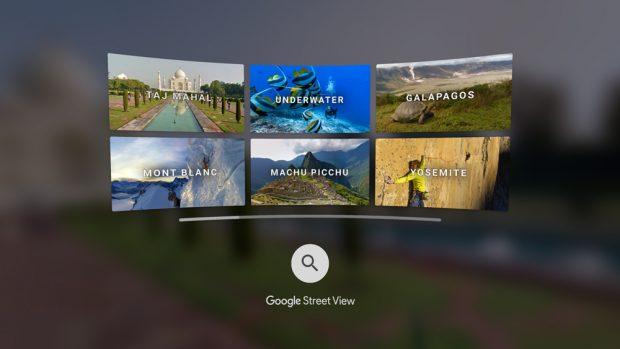Google Street View ist vielleicht die ultimative VR-App, an der Google bereits seit Jahren arbeitet, meint Head of VR bei Google, Clay Bevor. (Screenshot: Google)