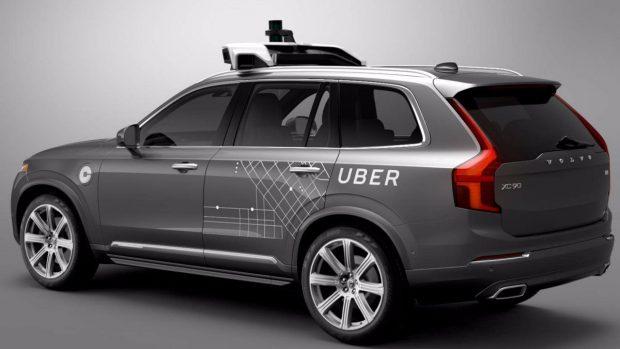 Uber lässt seine User mit den selbstfahrnden Pkws miitfahren. (Bild: Uber)