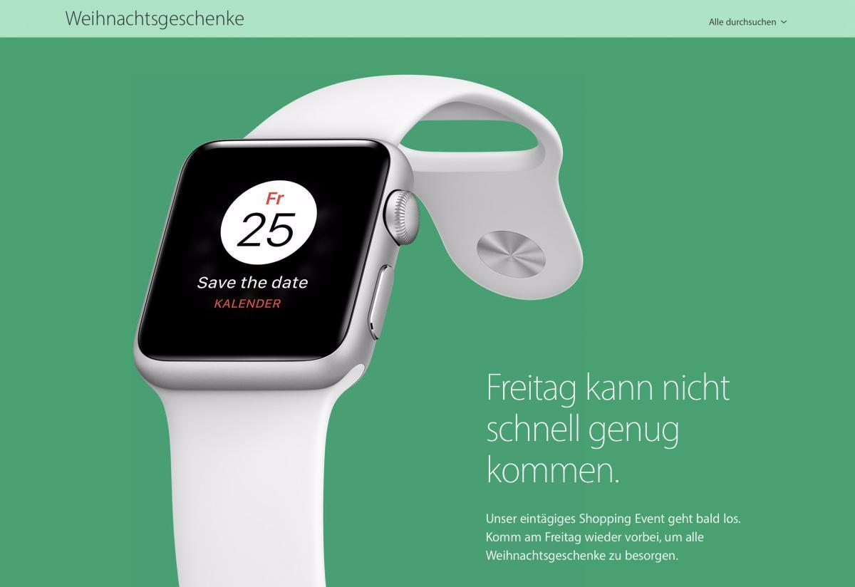 Black Friday 2016: Schnäppchenjagd bei Apple höchstens mit ...