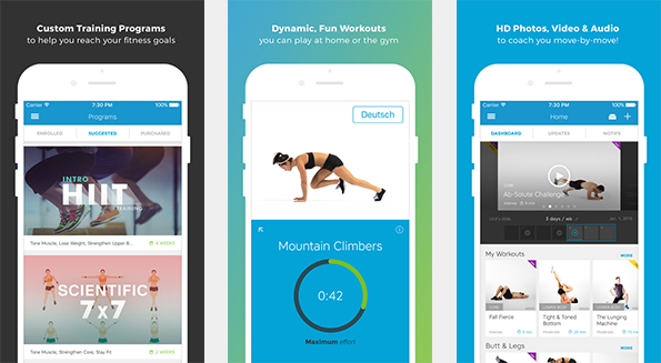 news fitness apps abnehmen android