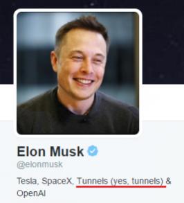 Tesla-CEO Elon Musk: Energierevolution, Weltraum und Tunnel.