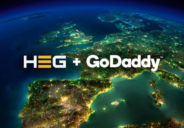 Mit der Übernahme von Host Europe will Godaddy sein Engagement in Europa stärken. (Grafik: Godaddy / Host Europe Group)