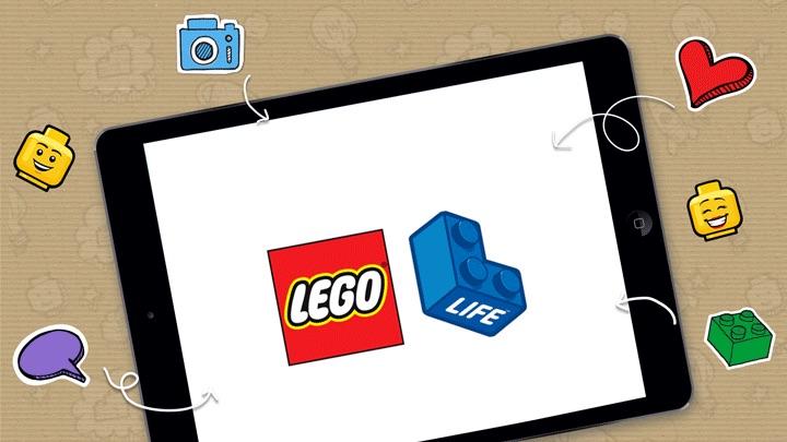 Lego Life: Ein sicheres Social Network nur für Kinder