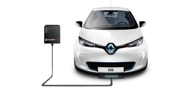 Mit Halo von Qualcomm sollen Elektroautos künftig drahtlos geladen werden können. (Bild: Qualcomm)