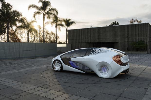Auch Toyota arbeitet an einen Concept-Car (Bild: Toyota)