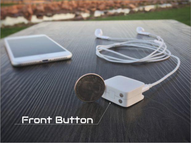 bluetooth nachr sten winziges gadget macht jeden. Black Bedroom Furniture Sets. Home Design Ideas
