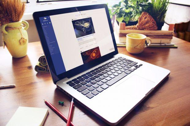 Mit Busy soll es auch ein soziales Netzwerk auf Steem-Basis geben. (Foto: steemit.com)