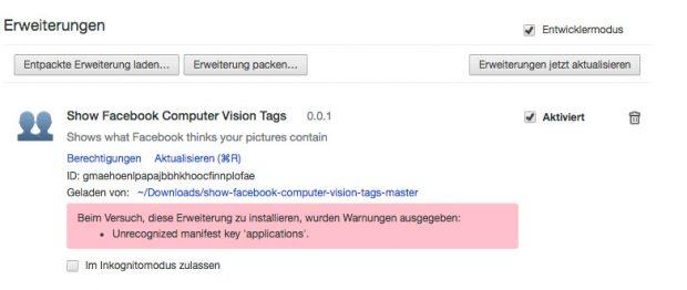 Wir zeigen euch, wie ihr die Chrome-Erweiterung installieren könnt. (Screenshot: Chrome)