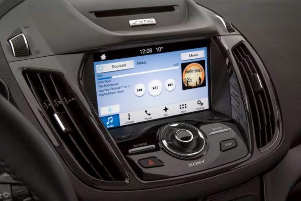 Alexa liest euch in Ford-Fahrzeugen bald auch Audible-Hörbücher vor. (Bild: Ford)