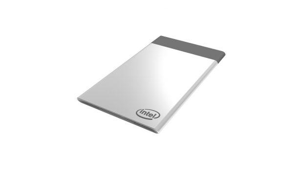 Die Compute-Card von Intel lässt sich leicht austauschen. (Grafik: Intel)
