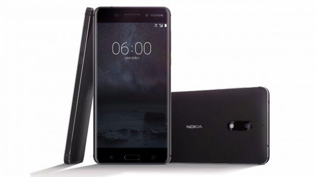 Das Nokia 6. (Bild: HMD)
