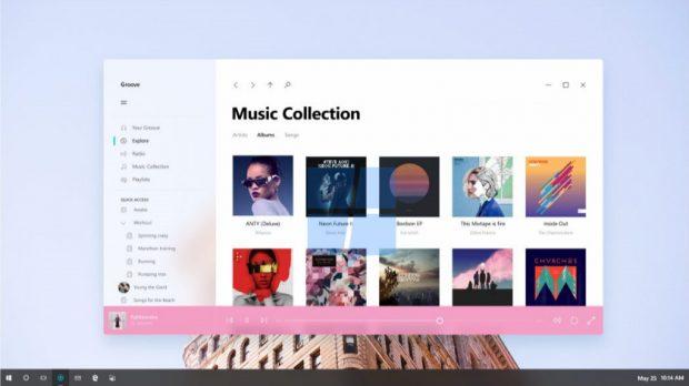 Project Neon wird wohl kein umfangreiches Redesign, bringt aber mehr Konsistenz auf Windows 10. (Bild: Mspoweruser)