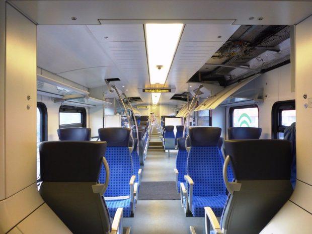 Kostenloses WLAN im Regionalverkehr: Der Umbau der Fahrzeuge ist aufwändig. (Foto: Deutsche Bahn)