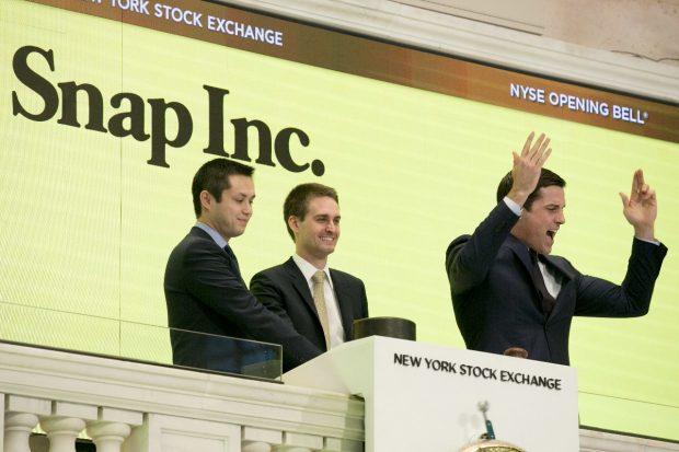 Google wollte Snapchat für 30 Milliarden US-Dollar kaufen
