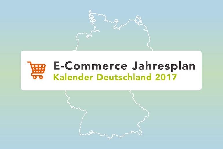 Saisonkalender: An diesen Tagen brummt der Onlinehandel