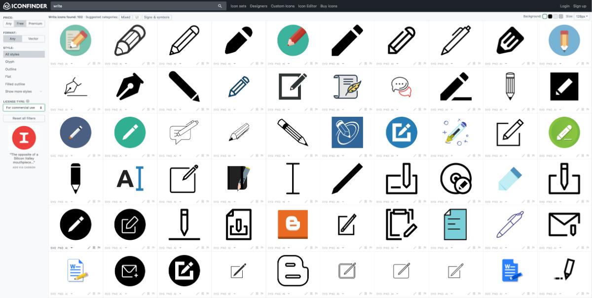 Die 15 Besten Seiten Für Kostenlose Icons Und Icon Fonts