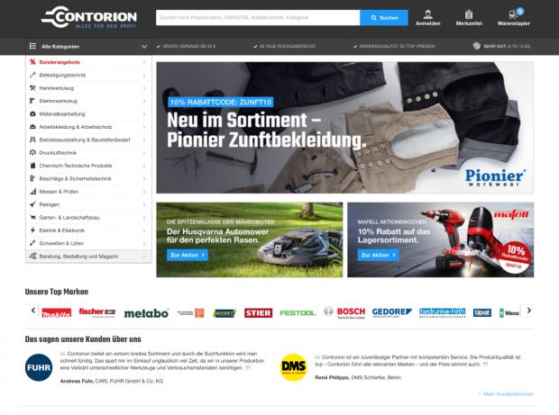 OTS: Hoffmann Group / Hoffmann SE übernimmt Contorion GmbH und stärkt