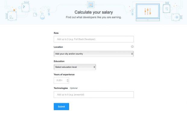 Stack Overflow: Dieses Tool berechnet, wieviel du als Entwickler verdienen solltest