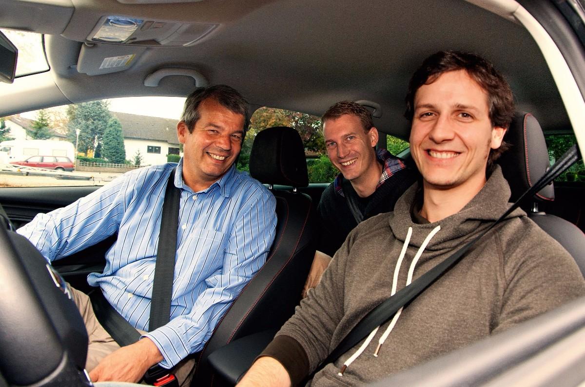 Mobilität Daimler übernimmt Mitfahr-Netzwerk Flinc