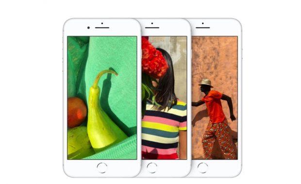 Im Vergleich zum Vorgänger muss man die Neuerungen im Design beim iPhone 8 Plus suchen