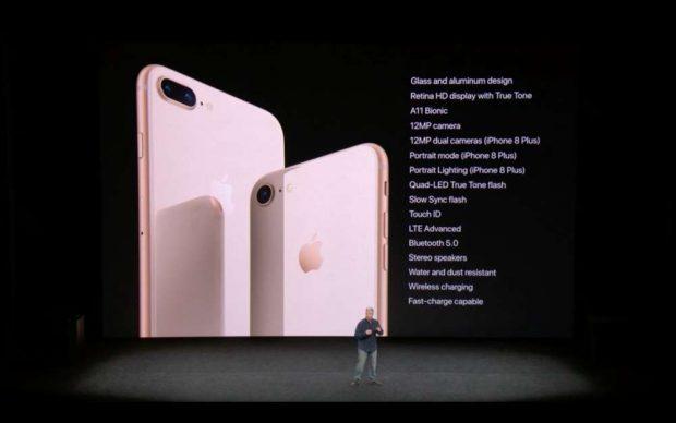 IPhone 8 Und Plus Alle Features Im Uberblick Screenshot T3nde