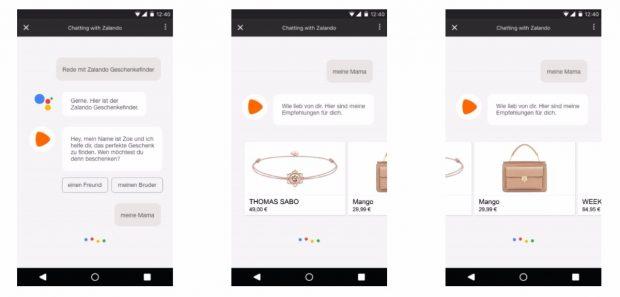 actions on google der google assistant unterst tzt in. Black Bedroom Furniture Sets. Home Design Ideas