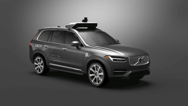 Uber kauft Zehntausende autonome Autos von Volvo
