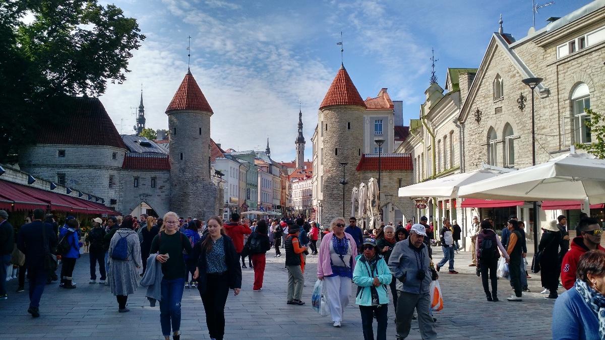 Zu Besuch in Estland: Wie digital ist das Land wirklich?