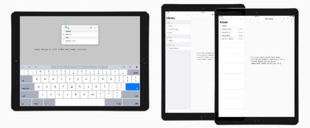 Auch die Library bekommt in Version 5 des iA Writer einige neue, praktische Funktionen. (Bild: iA)