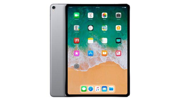 ipad pro 2018 apple arbeitet an neuem modell mit. Black Bedroom Furniture Sets. Home Design Ideas