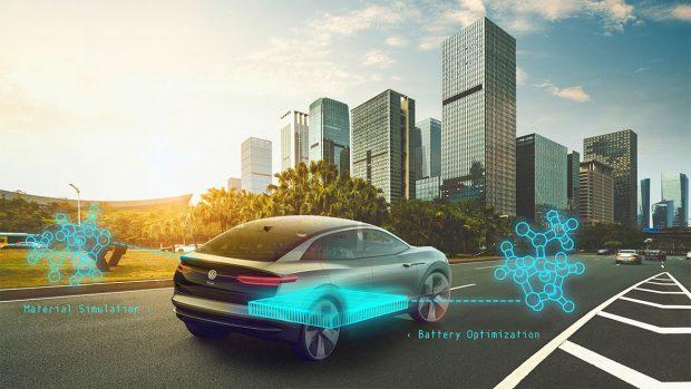 Volkswagen und Google forschen zum Quantencomputer
