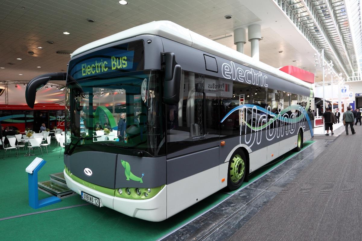 Ab 2029 steigt Kalifornien auf Elektrobusse um