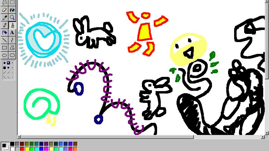 Nerd-Nostalgie: MS Paint kehrt als Web-Version zurück