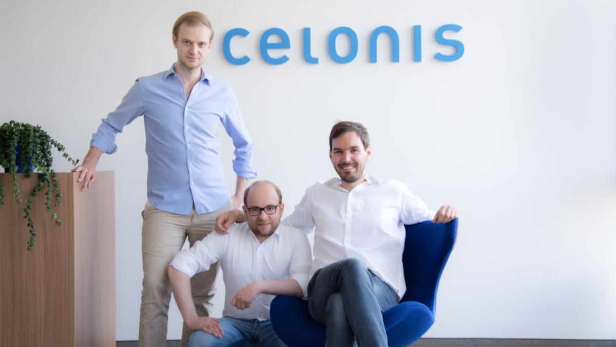 Deutsches IT-Startup Celonis sammelt eine Milliarde Dollar ein