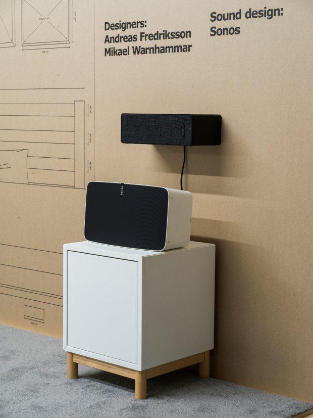 symfonisk ikea und sonos zeigen ersten wlan lautsprecher. Black Bedroom Furniture Sets. Home Design Ideas