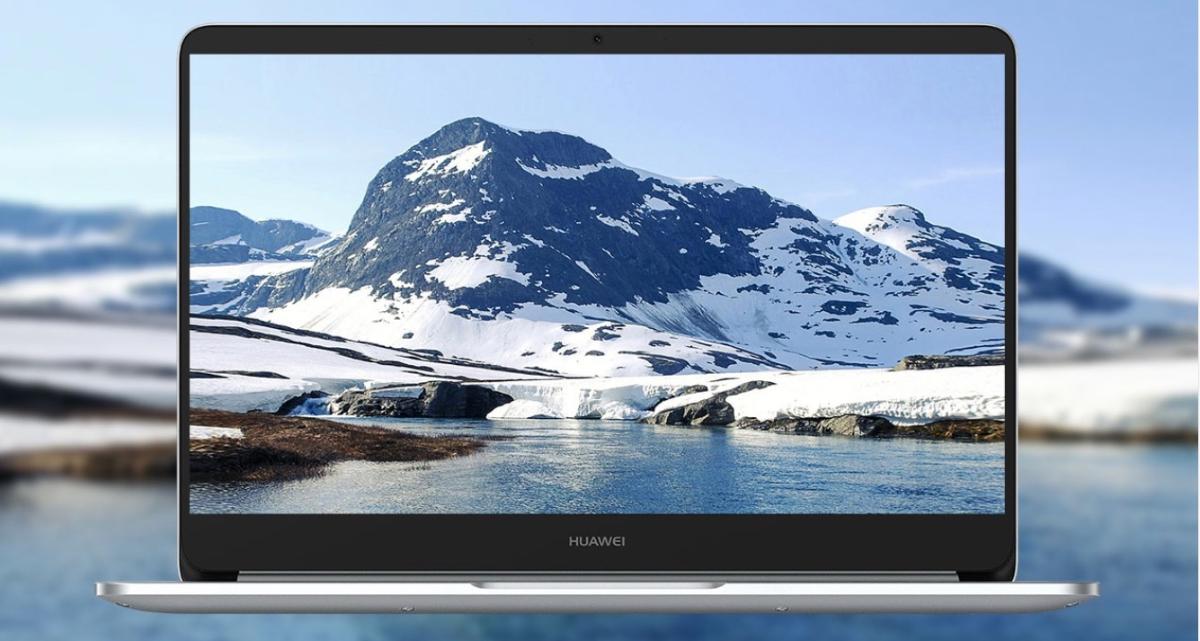 Matebook D: Der Macbook-Klon von Huawei kommt mit Intel-Chips und Nvidia-Karte
