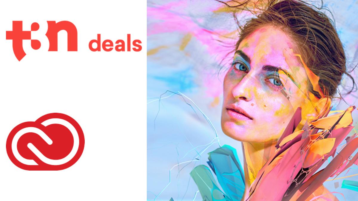 t3n Deal des Tages: Spart 286 Euro bei der Creative Cloud von Adobe