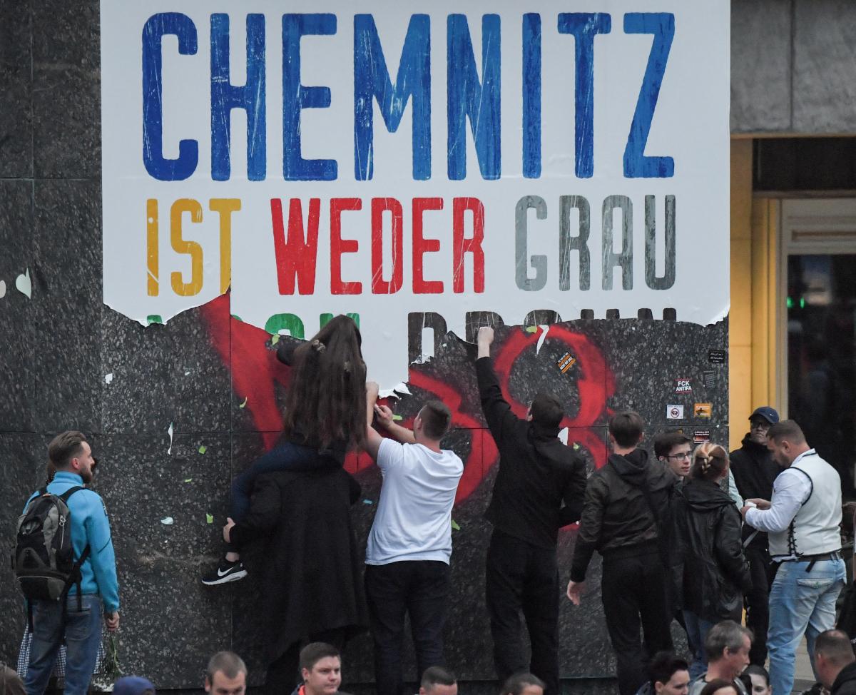 Berliner Agenturen geben ihren Mitarbeitern Sonderurlaub –für die Demo in Chemnitz