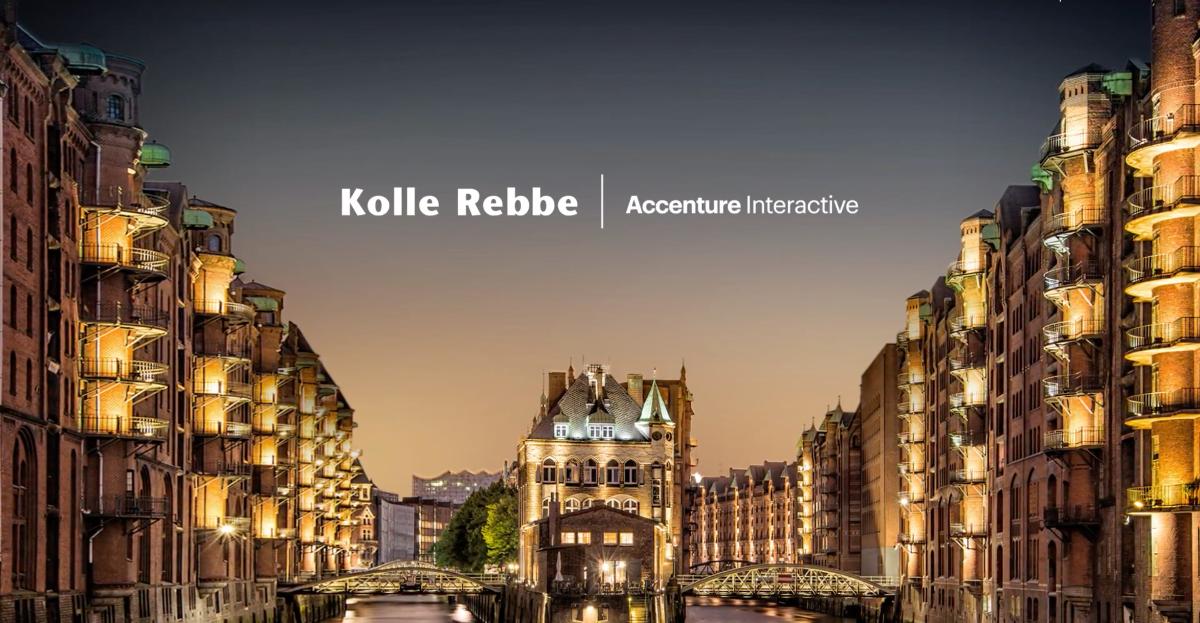 Spektakulärer Deal – Accenture übernimmt Kolle Rebbe