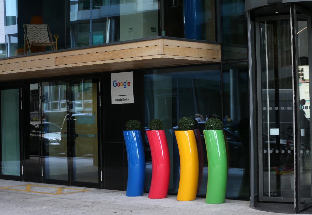 Wegen DSGVO ist Google Irland zukünftig für Services in Europa zuständig