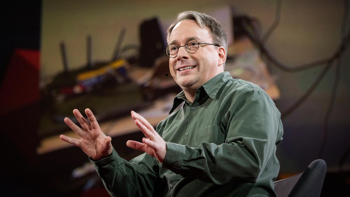 """Klartext von Linux-Erfinder Torvalds: """"Ich verabscheue Twitter, Facebook und Instagram"""""""