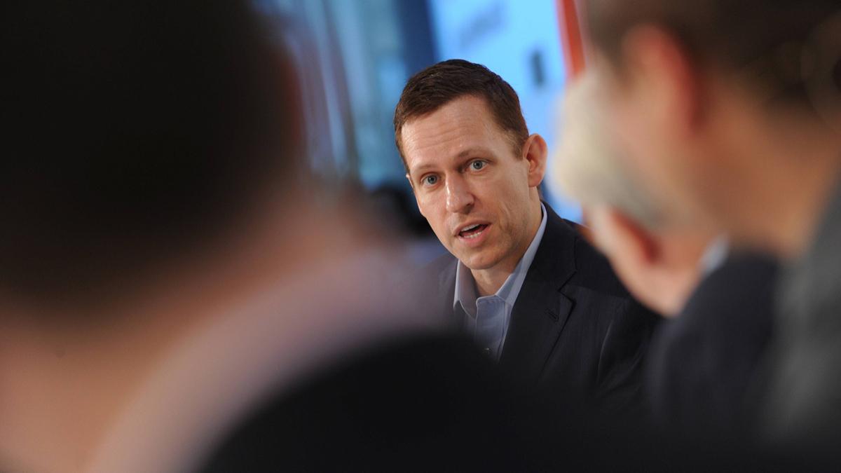 Peter Thiel bringt seine Datenanalyse-Firma Palantir an die Börse