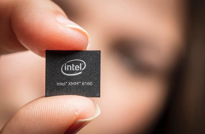 Apple bietet eine Milliarde Dollar für Intels deutsche 5G-Modem-Sparte