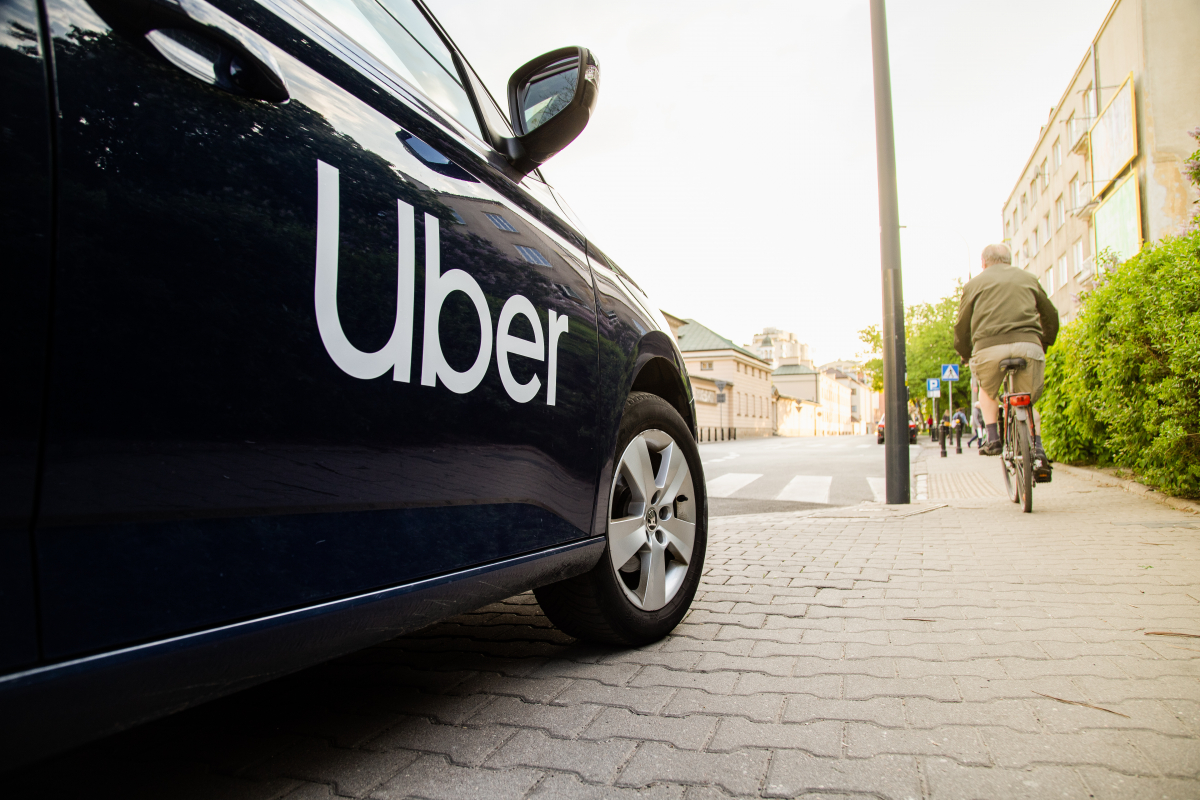 Bei Berlin: Uber startet zweites Pilotprojekt für ländlichen Raum