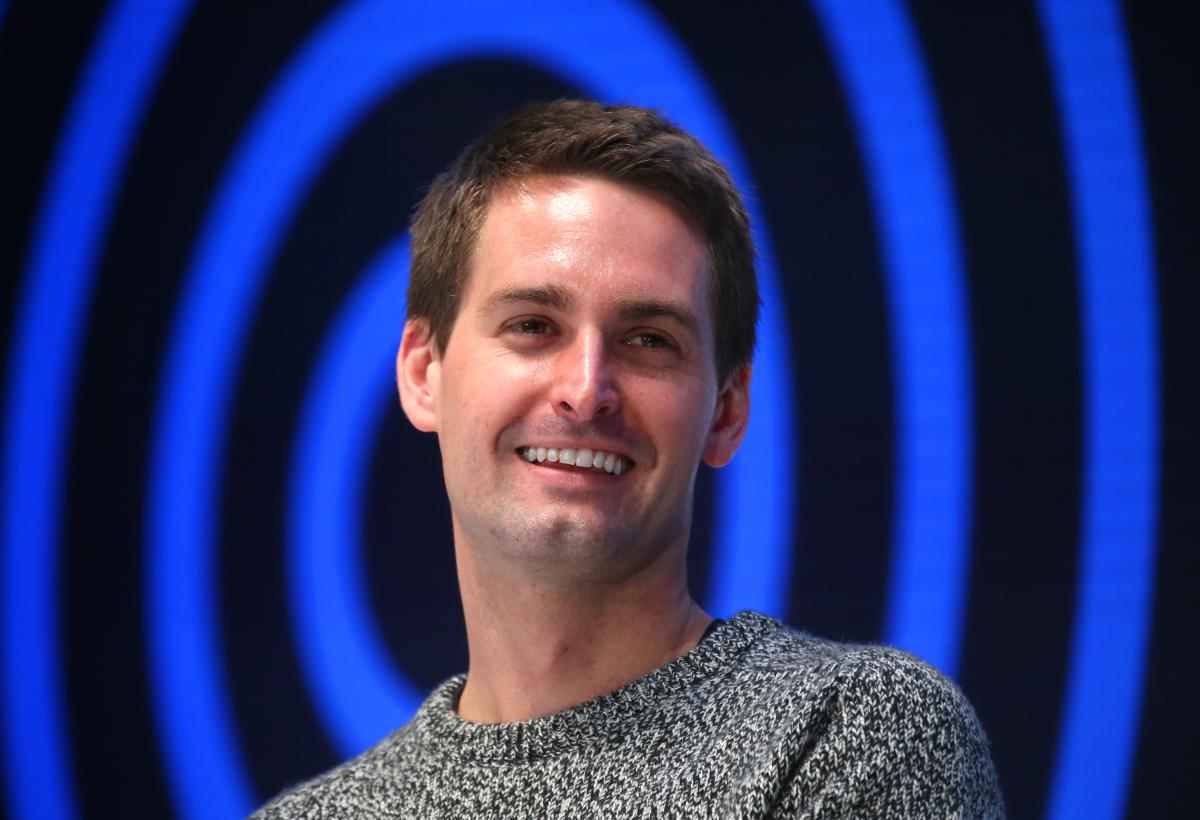 Snapchat-Gründer sieht Tiktok an der Spitze einer Social-Media-Pyramide