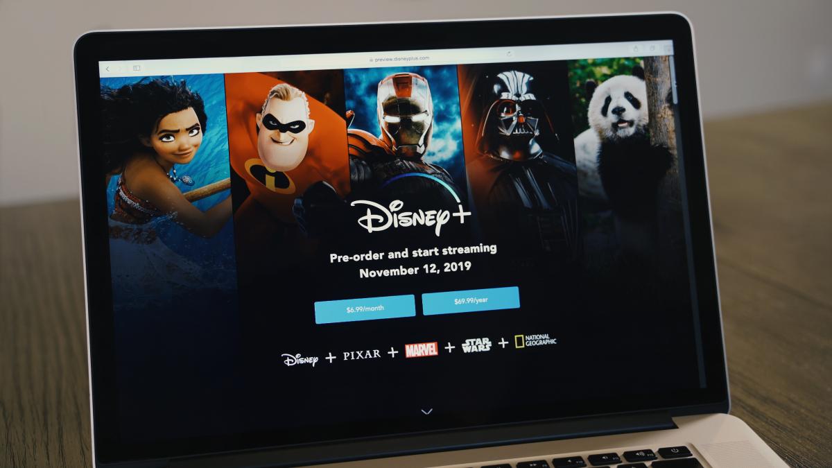 Disney Plus Auf Deutsch