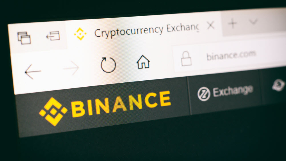 Binance Sitz
