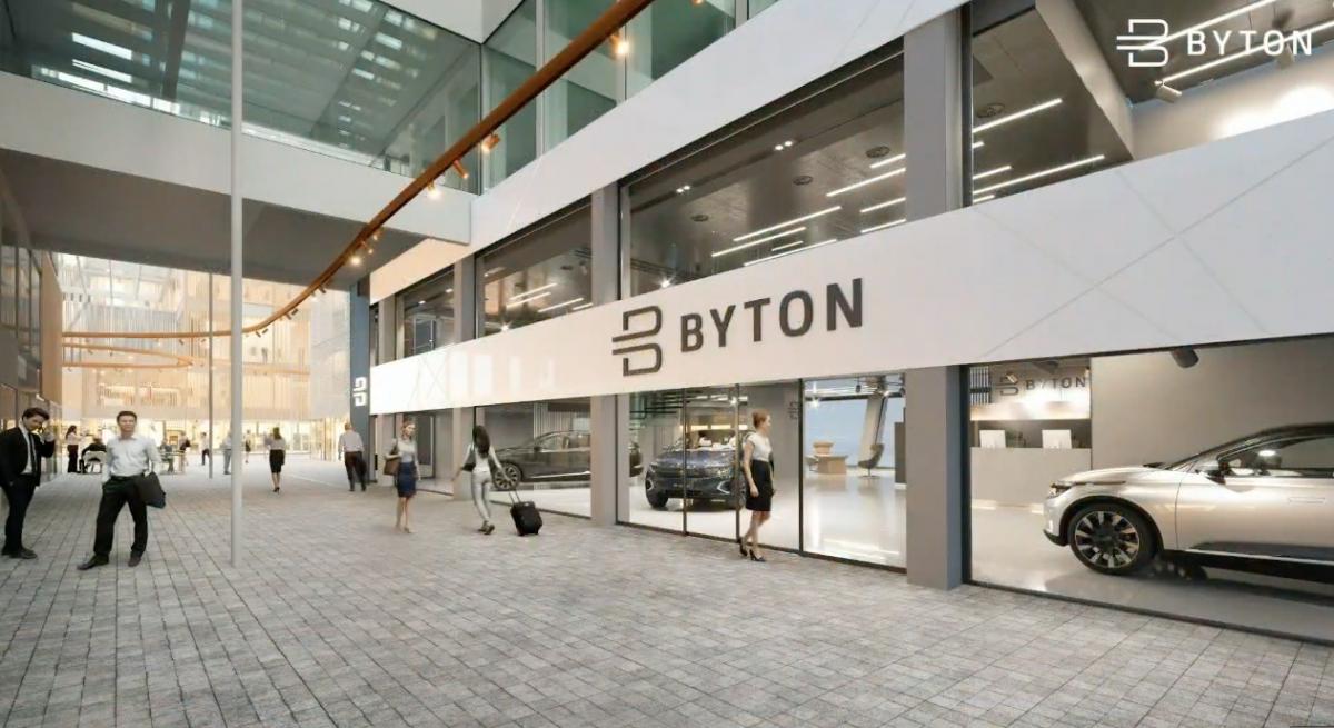 E-Auto-Hersteller: Steht Byton vor dem Aus?