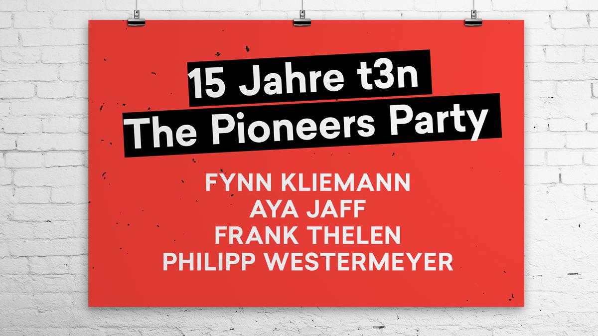 15 Jahre, 60 Ausgaben: t3n feiert Jubiläum mit Mix aus Online-Konferenz, TV-Show und Party